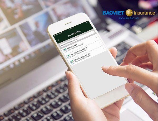 Hướng dẫn mua bảo hiểm bảo việt online trên ibaoviet.vn