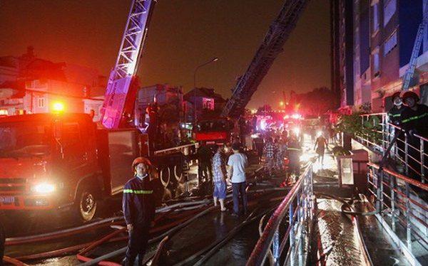 Nghị định 23/2018/NĐ-CP bảo hiểm cháy nổ bắt buộc 2018