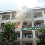 Phí bảo hiểm cháy nổ bắt buộc đối với cơ sở giáo dục