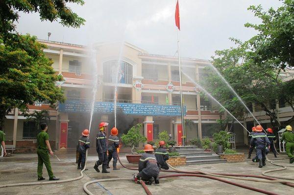 Quy định bảo hiểm cháy nổ bắt buộc đối với cơ sở giáo dục