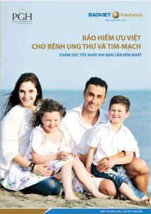 Bảo hiểm ưu việt cho ung thư và tim mạch Bảo Việt