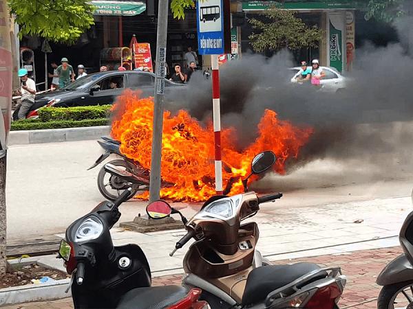 Các loại hình bảo hiểm xe máy tự nguyện của bảo việt