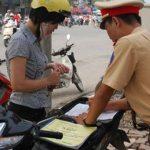 Lỗi không có bảo hiểm xe máy bắt buộc phạt bao nhiêu?