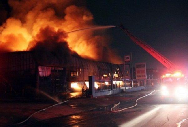 Lợi ích khi mua bảo hiểm cháy nổ bảo việt