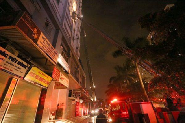 Lợi ích khi mua bảo hiểm cháy nổ cho nhà chung cư