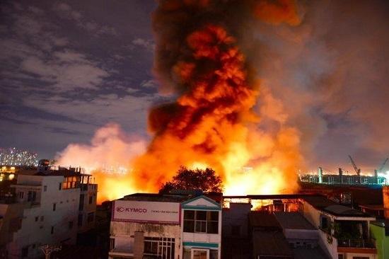 Quy định mức khấu trừ bảo hiểm cháy nổ bắt buộc 2018