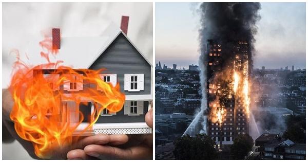 Mua bảo hiểm cháy nổ chung cư và điều cần biết