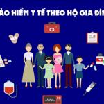 Quyền lợi khi tham gia bảo hiểm y tế hộ gia đình