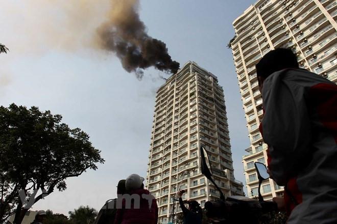 Bảo hiểm cháy nổ bắt buộc nhà chung cư là như nào?
