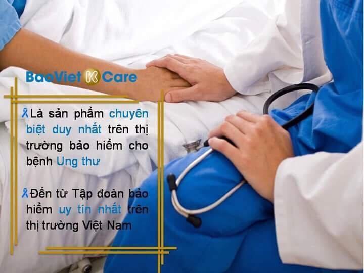 Quyền lợi của gói bảo hiểm ung thư