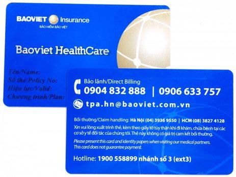Tìm hiểu về bảo hiểm Bảo Việt thẻ xanh