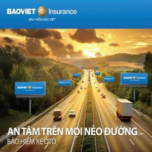 Bảo hiểm thân vỏ xe ô tô của Bảo Việt