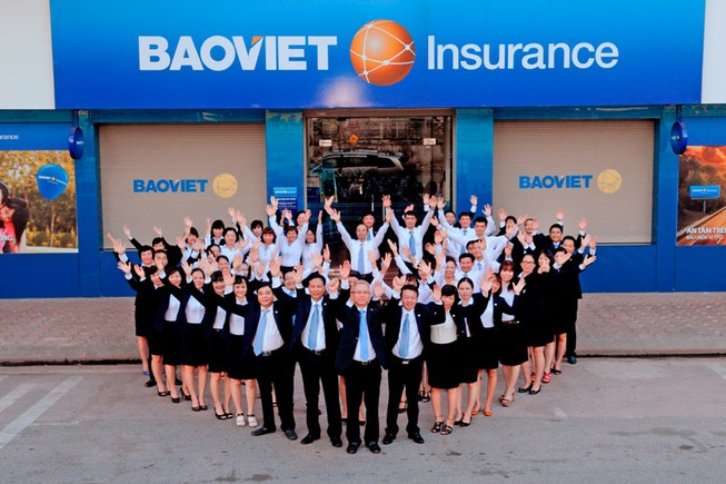 cơ cấu công ty bảo hiểm Bảo Việt