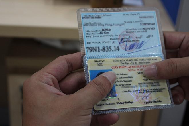 Mua bảo hiểm xe máy cần có giấy tờ