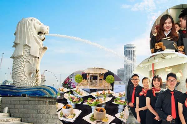 bảo hiểm du học đi Singapore