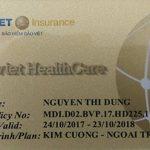 Cách sử dụng thẻ vàng bảo hiểm Bảo Việt HealthCare