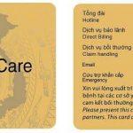 Quyền lợi bảo hiểm Bảo Việt thẻ vàng