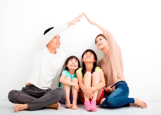 tham gia bảo hiểm nhân thọ gia đình