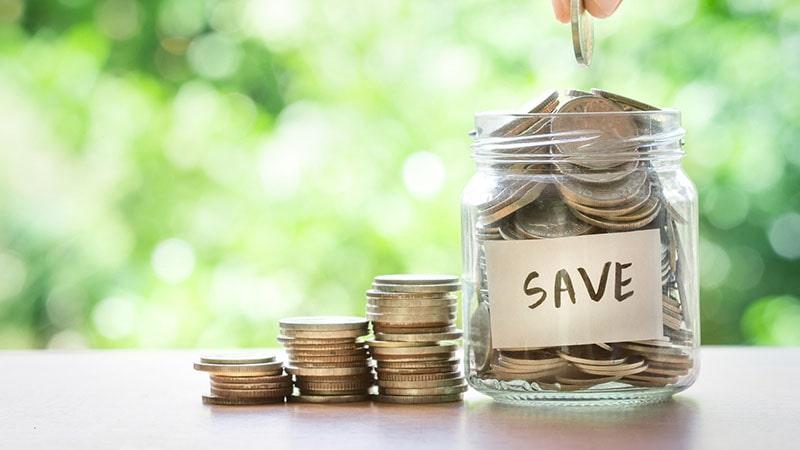 tiết kiệm tài chính