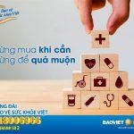 Bảo hiểm nhân thọ: Đừng khi cần mới tham gia!!!